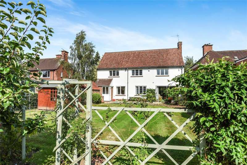 4 Bedrooms Detached House for sale in Linden Way, Boston, PE21
