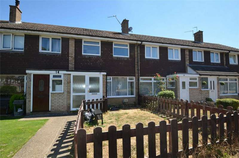 3 Bedrooms Terraced House for sale in Bury Road, SHEFFORD, Bedfordshire
