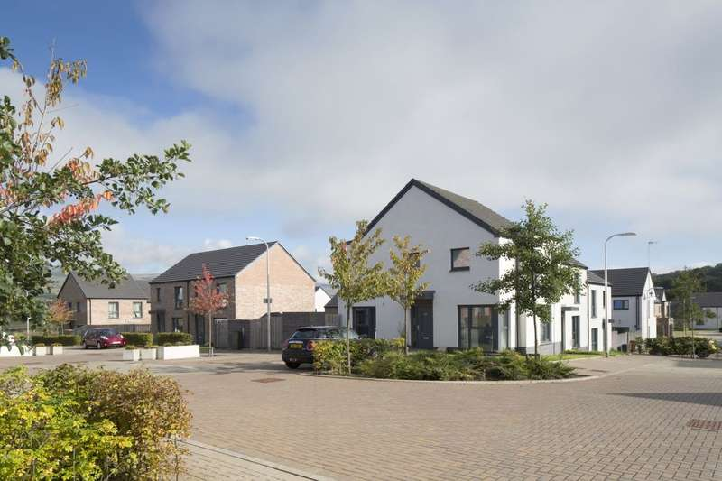 3 Bedrooms Property for sale in Turnyhill Road, Twechar,Kilsyth, Glasgow, G65