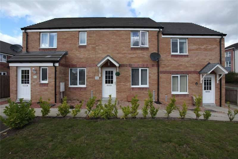 2 Bedrooms Terraced House for sale in Drum Road, Dunfermline, Fife, KY11