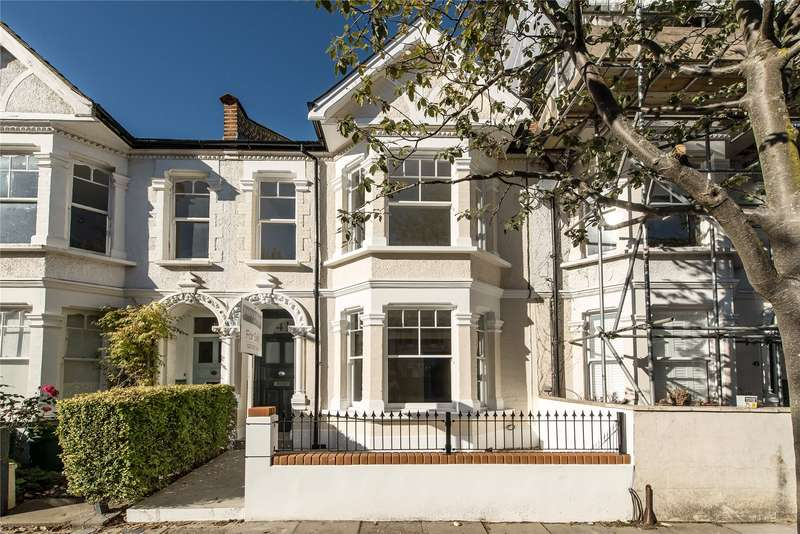 4 Bedrooms Terraced House for sale in Pulborough Road, Southfields, London, SW18