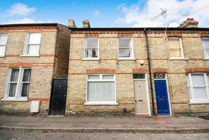 2 Bedrooms End Of Terrace House for sale in Cambridge, Cambridgeshire, Uk