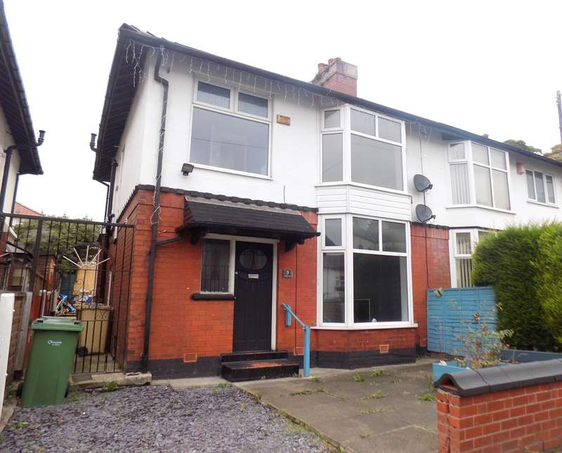 3 Bedrooms Semi Detached House for sale in Douglas Street, Bolton, BL1