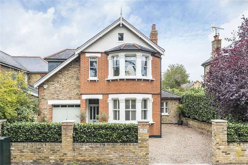 5 Bedrooms Detached House for sale in Sandy Lane, Teddington, Middlesex, TW11