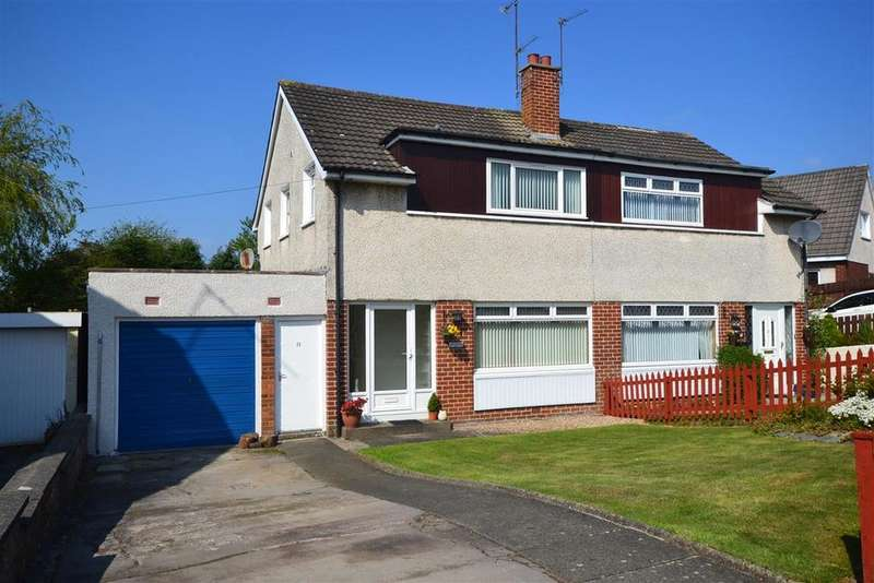 3 Bedrooms Semi-detached Villa House for sale in 11 Sycamore Crescent, Ayr, KA7 3NR