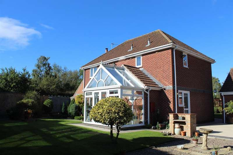 4 Bedrooms Detached House for sale in Shamfields Road, Spilsby, PE23 5NN