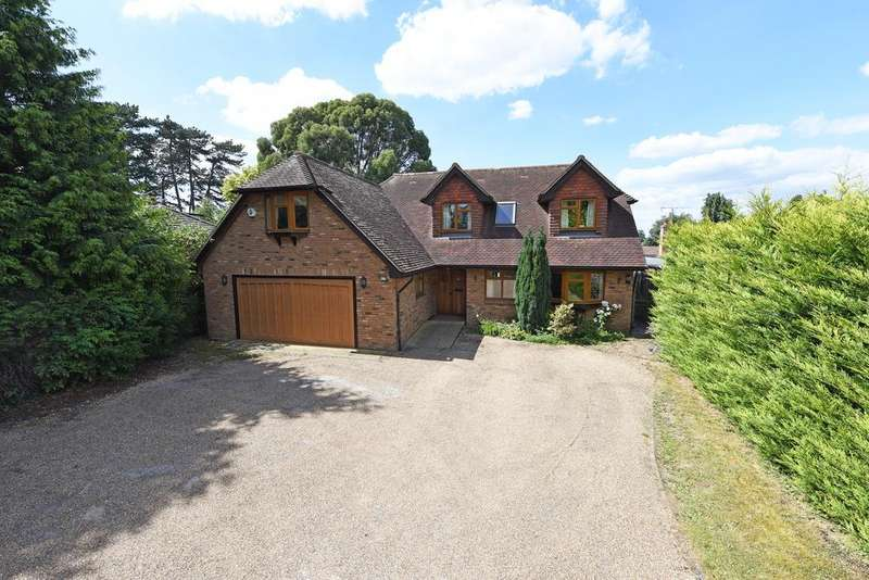 5 Bedrooms Detached House for sale in Lower Road, Bookham KT23