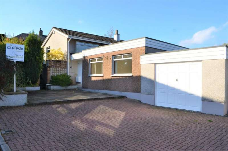 3 Bedrooms Detached House for sale in Burnblea Street, Hamilton, South Lanarkshire, ML3 6RF