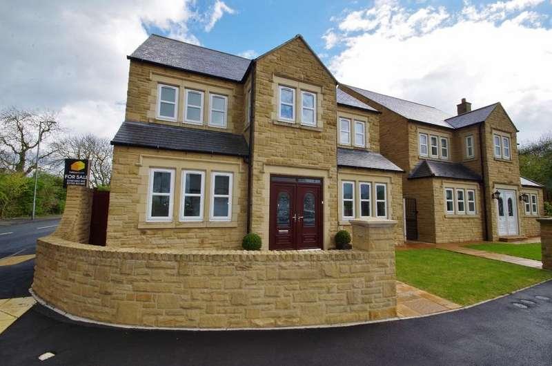 5 Bedrooms Detached House for sale in Hillcrest Mews, Cold Hesledon, Seaham, Durham, SR7