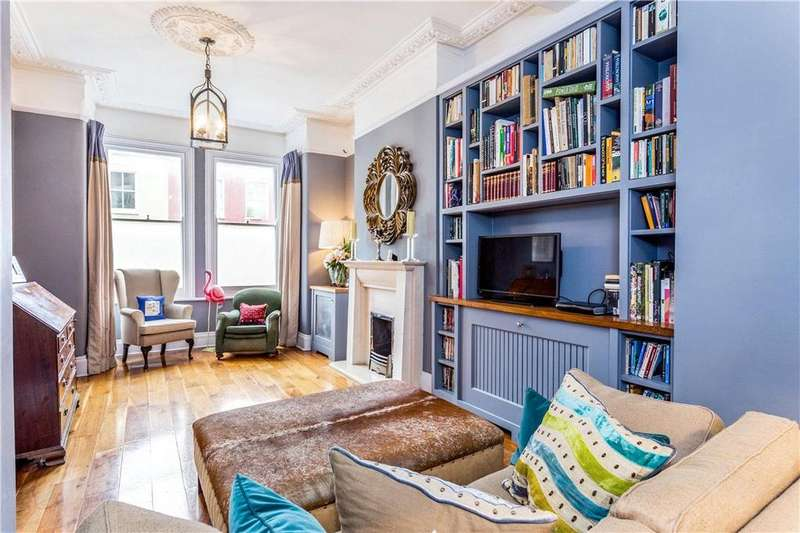 4 Bedrooms Terraced House for sale in Rectory Grove, Clapham, SW4