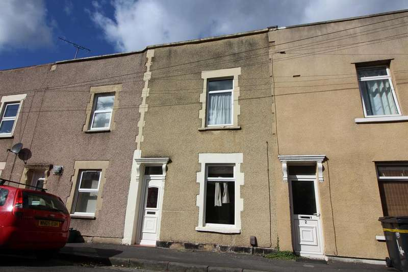 2 Bedrooms Terraced House for sale in Midland Terrace, Fishponds, Bristol, BS16 3DH