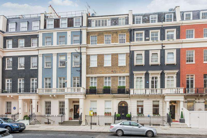 3 Bedrooms Terraced House for sale in Eaton Place, London, SW1X