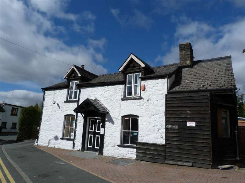 9 Bedrooms Detached House for sale in The Cornhill Inn And Cornhill Smithy, West Street, Rhayader, Powys, LD6