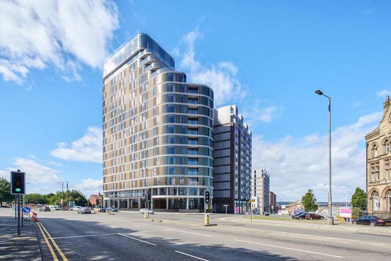3 Bedrooms Apartment Flat for sale in Parliament Square, Liverpool