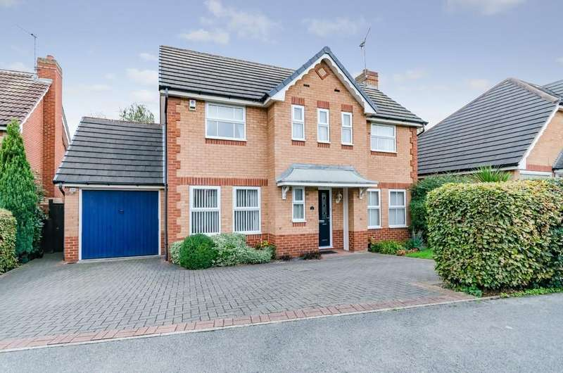 3 Bedrooms Detached House for sale in Tarn Hows Walk, Ackworth