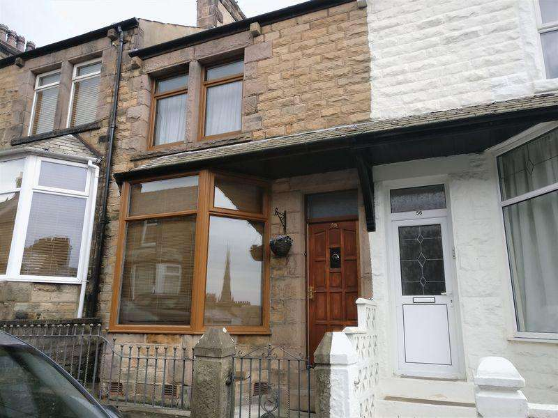 3 Bedrooms Terraced House for sale in Balmoral Road, Lancaster