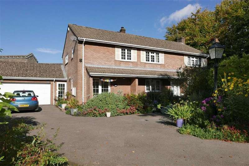 4 Bedrooms Detached House for sale in St Johns Road, Slimbridge, GL2