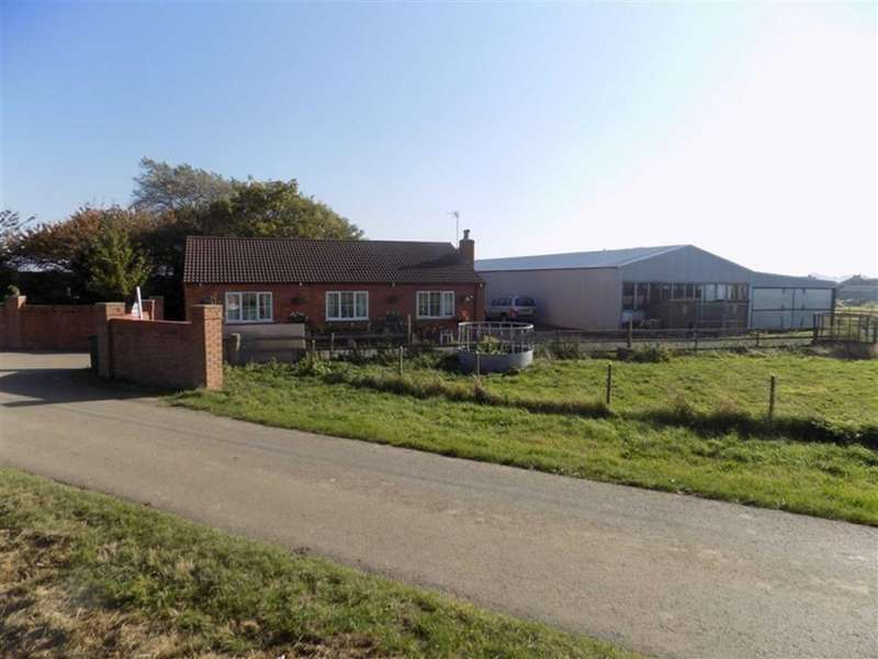 3 Bedrooms Detached House for sale in Cragmire Lane, Wrangle, Boston