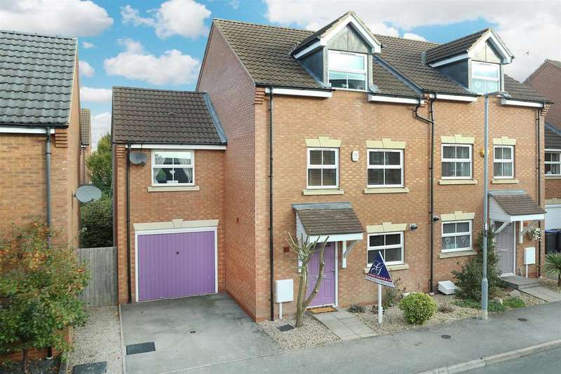 4 Bedrooms House for sale in Haddonian Road, Market Harborough