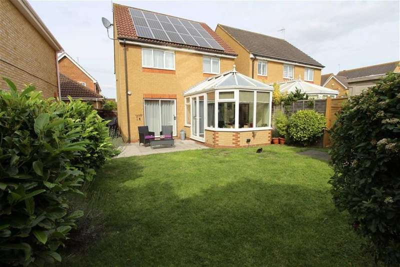 3 Bedrooms Detached House for sale in Moorhouse Way, Leighton Buzzard