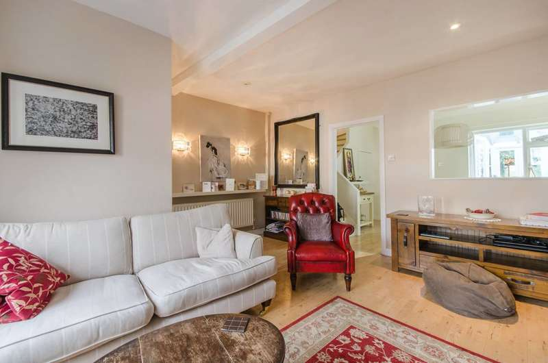 2 Bedrooms House for sale in Charlton Road, Blackheath, SE3