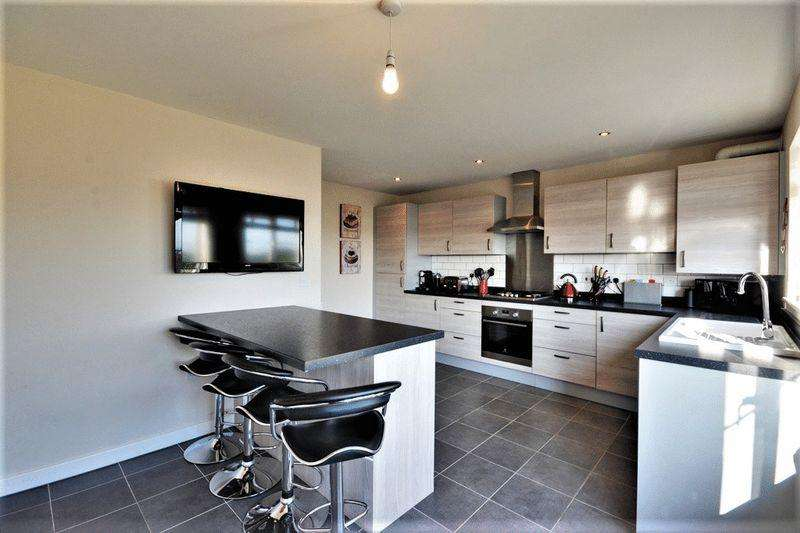 4 Bedrooms Town House for sale in Parliament Street, Upholland