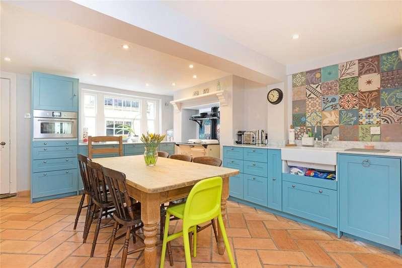 3 Bedrooms Terraced House for sale in Jeffreys Street, Camden, London