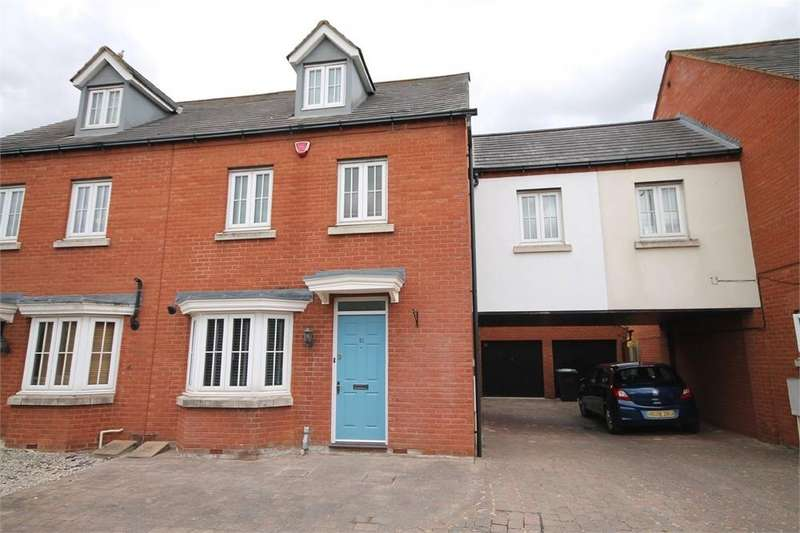 4 Bedrooms Semi Detached House for sale in Birch Grove, Lower Stondon, Henlow, Bedfordshire