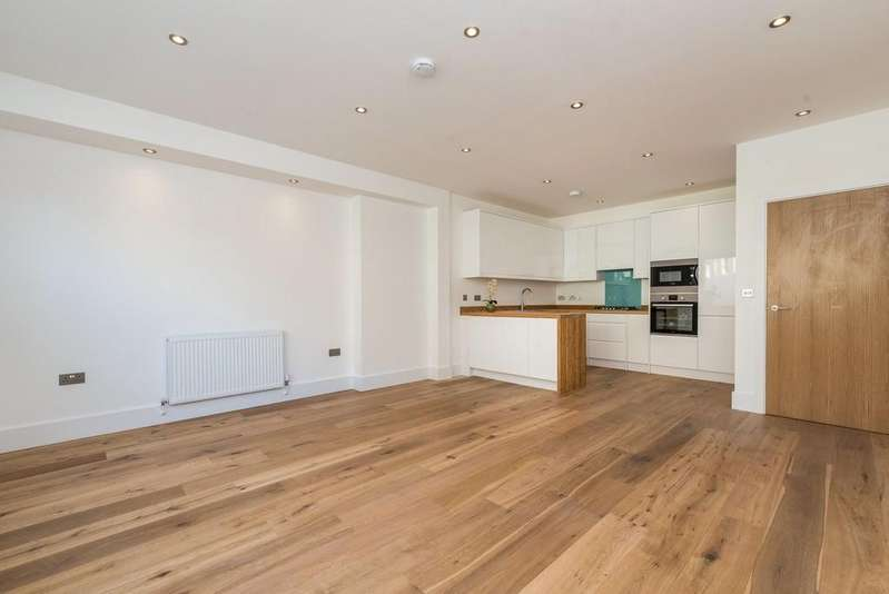 2 Bedrooms Apartment Flat for sale in Coldharbour Lane