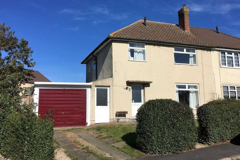 3 Bedrooms Semi Detached House for sale in Tudor Hill, Melton Mowbray