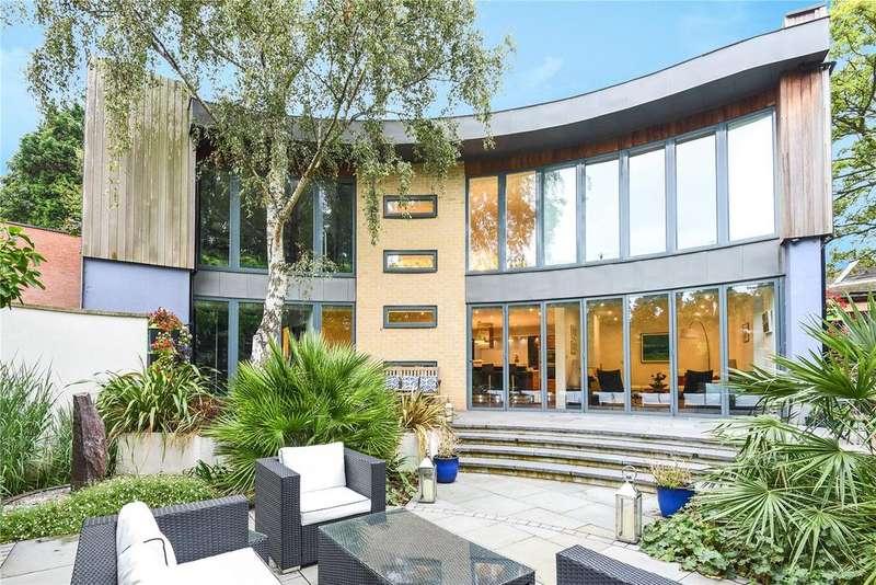 4 Bedrooms Detached House for sale in Warrington Road, Ipswich, IP1