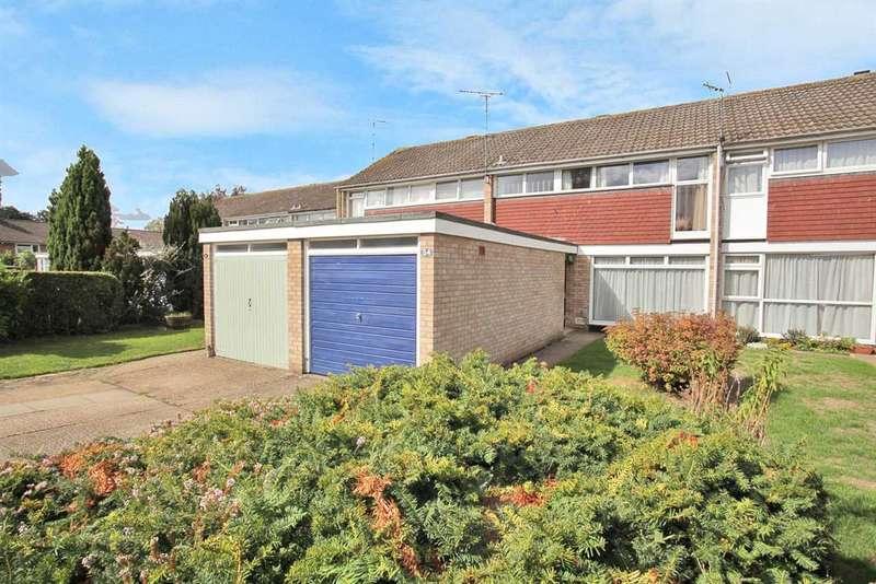 3 Bedrooms Terraced House for sale in Marsden Green, Welwyn Garden City