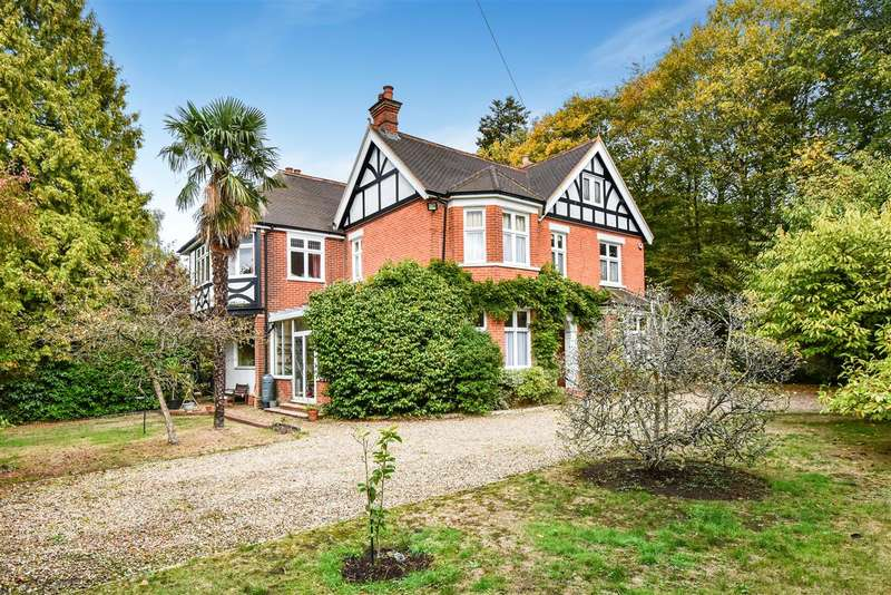 7 Bedrooms Detached House for sale in Dukes Ride, Crowthorne