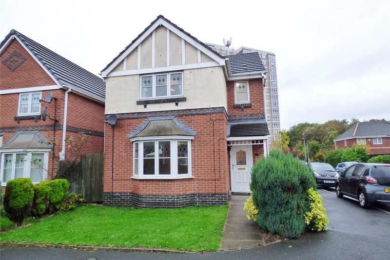 3 Bedrooms Detached House for sale in Chendre Road, Blackley, Greater Manchester, M9
