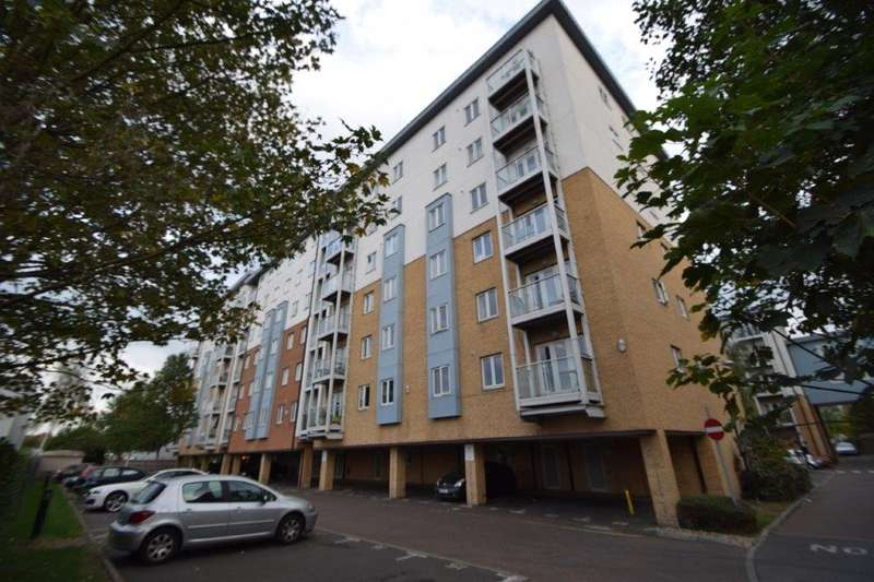 2 Bedrooms Flat for sale in Foundry Court, Mill Street, Slough, SL2