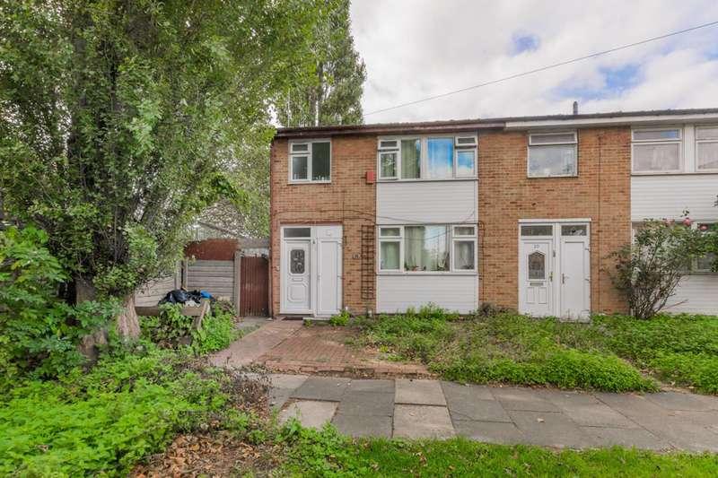 5 Bedrooms End Of Terrace House for sale in Cowbridge Lane, Barking, IG11