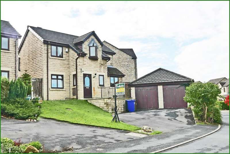 3 Bedrooms Detached House for sale in Whitworth Way, Barnoldswick BB18