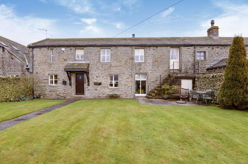 4 Bedrooms Terraced House for sale in LING PARK COTTAGE, LANGBAR, ILKLEY, LS29 0EG