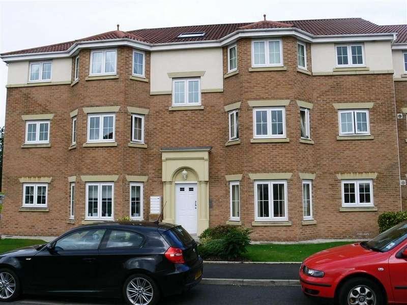 2 Bedrooms Flat for sale in Watermans Walk, Carlisle, Carlisle