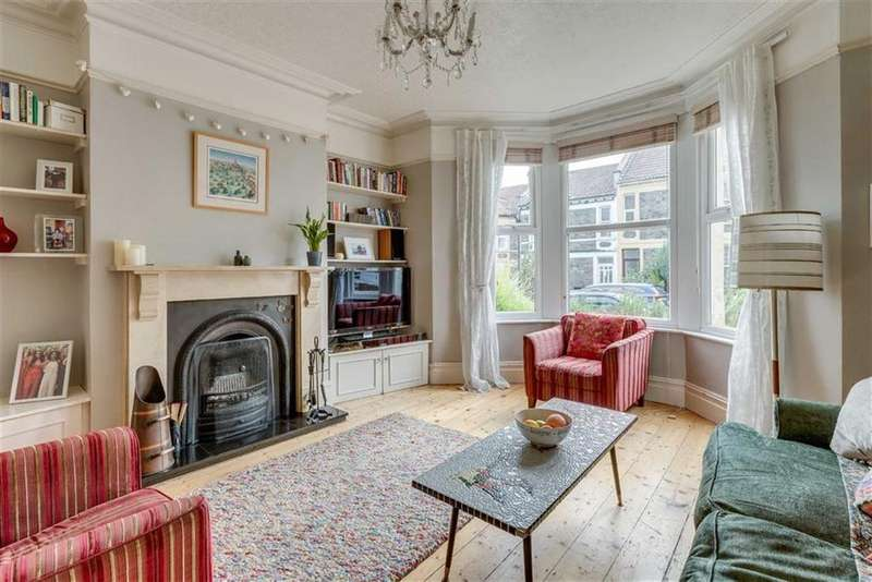 3 Bedrooms Terraced House for sale in Quarrington Road, Horfield