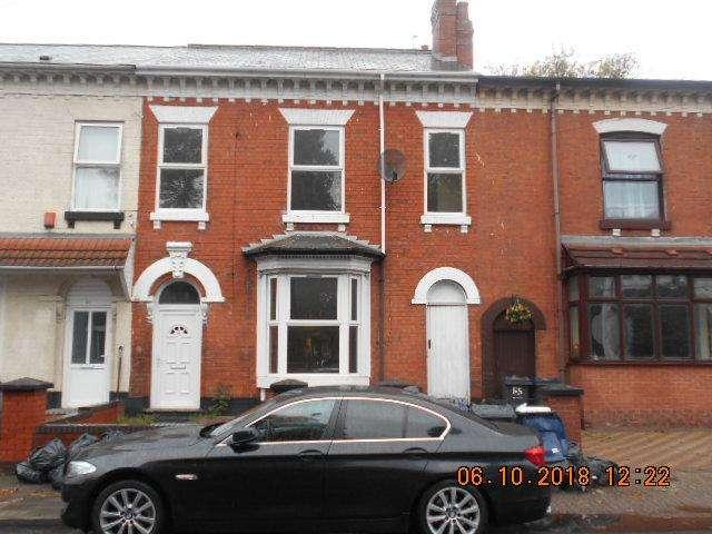 6 Bedrooms Terraced House for sale in Wordsworth Road, Small Heath, Birmingham B10