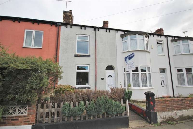 2 Bedrooms Terraced House for sale in Warrington Road, WIDNES, Cheshire