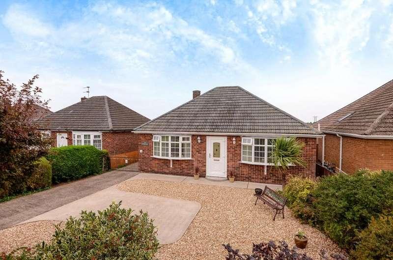 2 Bedrooms Detached Bungalow for sale in Brant Road, Waddington, LN5