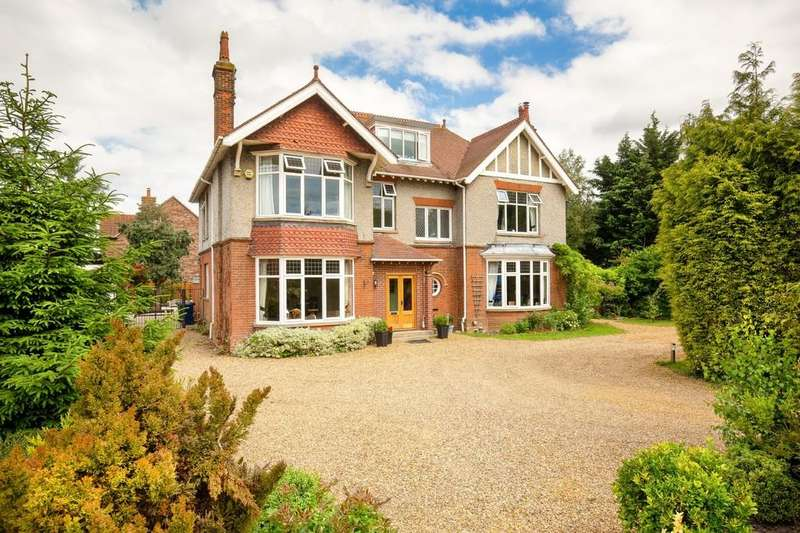 7 Bedrooms Detached House for sale in The Avenue, March, PE15 9PR
