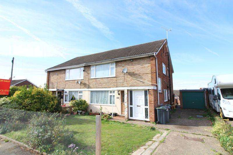 2 Bedrooms Maisonette Flat for sale in *** Large Lease *** Two Bedroom Maisonette On Kinross Crescent, Luton