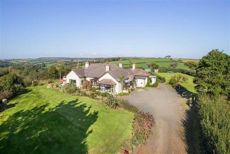 5 Bedrooms Bungalow for sale in Loddiswell, Kingsbridge, Devon, TQ7