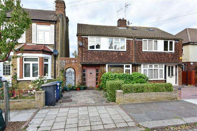 3 Bedrooms Semi Detached House for sale in Alma Road, Muswell Hill