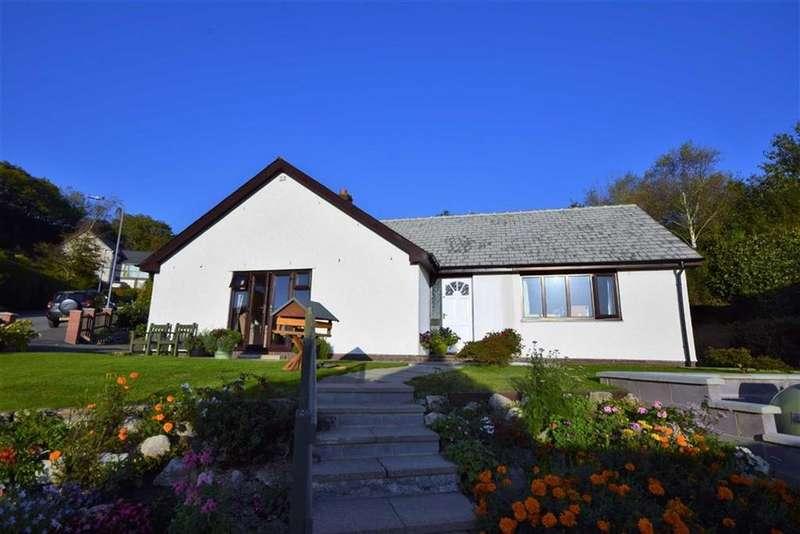 3 Bedrooms Bungalow for sale in 8, Ffordd Mynydd Griffiths, Machynlleth, Powys, SY20