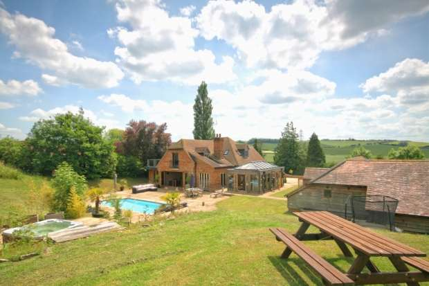 5 Bedrooms Detached House for sale in Cuddesdon Road Horspath Oxford