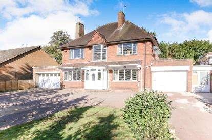 4 Bedrooms Detached House for sale in Penn Road, Wolverhampton, West Midlands